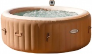 Intex Idromassaggio Esterno SPA Piscina Gonfiabile ø 196 cm 28404 Bubble Massage