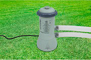 Intex Pompa Piscina Pompa filtro Acqua 1.250 lth Easy Frame max Ø cm 305 28602