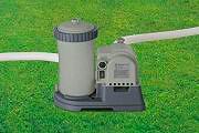 Intex Pompa Filtro per Piscine Capacità 9,463 Lth - 28634