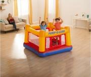 Intex 48260 Box Gonfiabile con rete Protezione peso max 54 Kg - PlayHouse