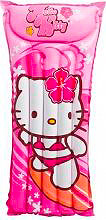 Intex Materassino Materasso Gonfiabile Mare Bambini cm 118x60 Hello kitty 58718
