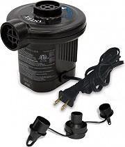 Intex Gonfiatore Elettrico 3 ugelli 220-240V - 66620