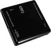 Intreeo CRDAL1C Lettore Schede di Memoria 8 in 1 MS PRO Duo SD SDHC xD CRDAI1C