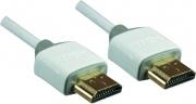 Inxtron MO-HDMI-2W Cavo Slim Av Hdmi To Hdmi 2 Metri Slim