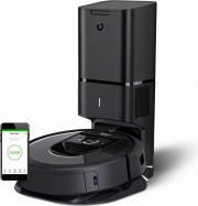 Irobot 820091 Robot Aspirapolvere Ricaricabile Autonomia 75 minuti Wifi Roomba i7+