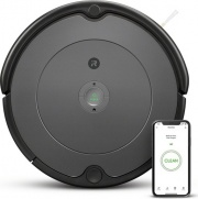 Irobot Roomba 697 Robot Aspirapolvere Ricaricabile Controllo App 0,6 litri Nero