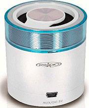 Irradio Mini diffusore amplificato bluetooth 3.0 vivavoce compatto MINIBLAST