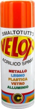 Ital G.E.T.E. BLGHU1319 Velox Spray Acrilico Arancio Puro Ral 2004 Pezzi 6