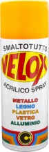 Ital G.E.T.E. BLGHU1331 Velox Spray Fluorescente Arancio N.129 Pezzi 6