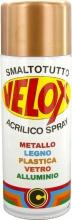 Ital G.E.T.E. BLGHU1348 Velox Spray Effetto Bronzo Pezzi 6