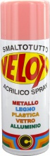 Ital G.E.T.E. BLGHU1322 Velox Spray Acrilico Rosa Chiaro Ral 3015 Pezzi 6