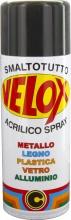 Ital G.E.T.E. BLGHU1341 Velox Spray Acrilico Grigio Antracite Ral7016 Pezzi 6