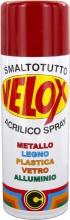 Ital G.E.T.E. BLGHU1344 Velox Spray Acrilico Rosso Rubino Ral 3003 Pezzi 6