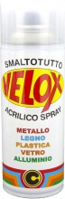Ital G.E.T.E. BLGHU1347 Velox Spray Trasparente Opaco Impregnante Pezzi 6
