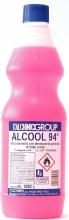 Italchimici 51569AC100094 Alcool Denaturato 94° Certificato lt. 1 Pezzi 12