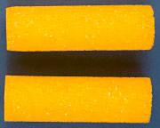 Itr 1512-10K Rullo per Pittura in Spugne Gialla set 2 pezzi lunghezza 10 cm