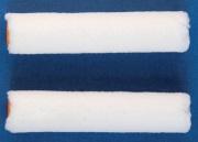Itr 1612-10K Rullo per Pittura in velour rasato set 2 pezzi lunghezza 10 cm
