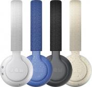 JAM HX-HP202GY Cuffia ad Archetto con microfono Bluetooth Grigio