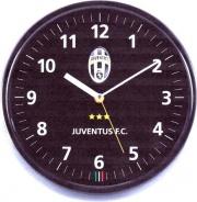 JM 00840JU2 Orologio da parete con cassa in ABS cm 30 Juventus Fc 00840JU1