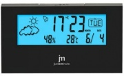 JM JD-9523N Sveglia digitale con snooze e luce condizioni meteo