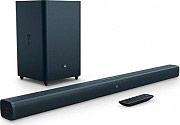 Jbl Bar 2.1 Soundbar TV Bluetooth 2.1 300 W SubWoofer Wireless HDMI Nero