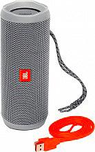 Jbl FLIP4GRY Flip 4 Cassa Bluetooth Impermeabile Altoparlante Portatile Speaker 16W GRY