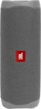 Jbl FLIP5GRY Flip 5 - Cassa Bluetooth Wireless Impermeabile 20 W USB Grigio JBL
