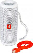 Jbl FLIPIVWHT Flip 4 Cassa Bluetooth Impermeabile Altoparlante Portatile Speaker 16W WHT