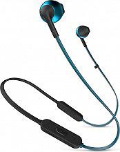 Jbl JBLT205BTBLU Auricolari Bluetooth Microfono Cuffie Stereo senza Fili Blu