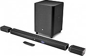 Jbl JBLBAR51BLKEP Soundbar Home Theatre 5. Wireless Bluetooth 4K 510W HDMI Nero