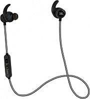 Jbl Cuffie Bluetooth Sport Auricolari Stereo Microfono Nero Reflect Mini BT