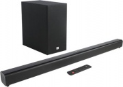 Jbl SB160BLK Soundbar TV Bluetooth Home Theater Wireless 2.1 150W Subwoofer
