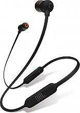 Jbl T110BT Auricolari Bluetooth Microfono Cuffie Wireless In Ear Senza fili  BK 37e141ac2cce