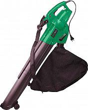 Jet-Sky Soffiatore a Scoppio foglie Aspiratore Aspirafogli 2500W 45Lt HY6301