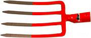 Johann Offner Forca_4_D_ Vanga Forca a 4 Denti Forca da Vanga Acciaio Forgiato Modello Austria