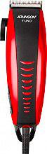 JOHNSON Tagliacapelli Elettrico 4 regolazioni 08-12 mm potenza 9 Watt FUN