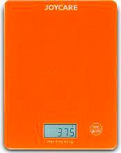 Joycare JC-443 Bilancia da Cucina Digitale Peso Max 5 Kg colore Arancione