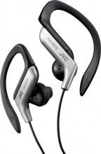 Jvc HA-EB75-S-E Auricolari Sport Mp3 Cuffie Stereo con filo Nero  Argento