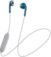 Jvc HA-F19BT-AHE Cuffie Bluetooth Sport Auricolari Wireless Bluetooth 5.0 Blu