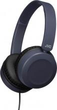 Jvc HA-S31M-A Cuffie con Microfono Stereo ad Archetto Pieghevoli Mp3 Jack 3.5 mm