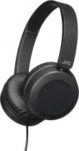 Jvc HA-S31M-B Cuffie con Microfono Stereo ad Archetto Pieghevoli Mp3 Jack 3.5 mm