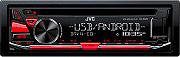 Jvc Autoradio 1 DIN USB Lettore CD Mp3 Radio FM Stereo Auto KDR-484