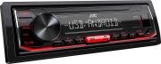 Jvc KD-X162 Autoradio 1 DIN Android USB Aux Mp3 Stereo Auto Radio FM 200 Watt