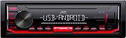 Jvc KD-X152 Autoradio Android 1 DIN Mp3 USB Aux Radio FM Frontalino estraibile
