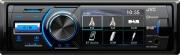 """Jvc KD-X561DBT Autoradio Bluetooth Android 1 DIN 3"""" Mp3 FM USB Nero"""