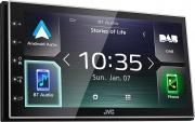 "Jvc KW-M745DBT Autoradio Bluetooth 2 DIN 6.8"" Touch USB Mp3 Radio DAB"