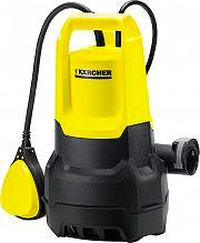 KARCHER Elettropompa Sommersa Pompa Immersione Acque Sporche 250W P. 7mt SP1DIRT