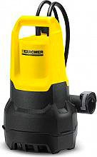 KARCHER Elettropompa Sommersa Pompa Immersione Acque Sporche 500W P. 7mt SP5DIRT
