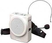 KARMA BM 536B Box Cassa Amplificata 25W microfono ad archetto Nero