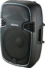 KARMA Cassa Audio Amplificatore Bluetooth Box 180W USB Aux - BX 6110USBT